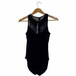 Express   NWT Lace Sleeveless Bodysuit